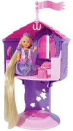 buy Simba El Rapunzel Tower, Multi Color