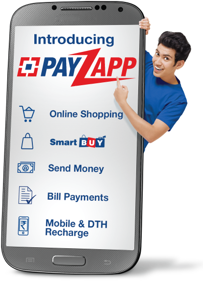 PayZapp Rs 25 Cashback offer. Get Rs 25 cashback On Recharges and Bill Payment Of Rs 100