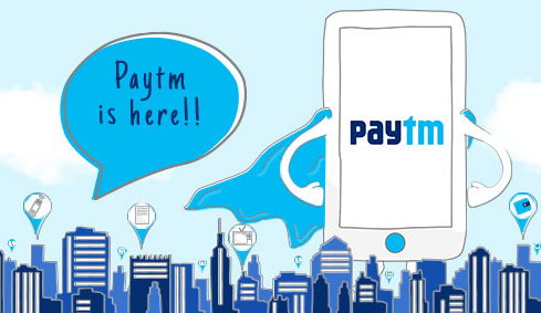 Paytm Recharge Loot - Get Rs 10 Cashback on Recharge of Rs 10 or More