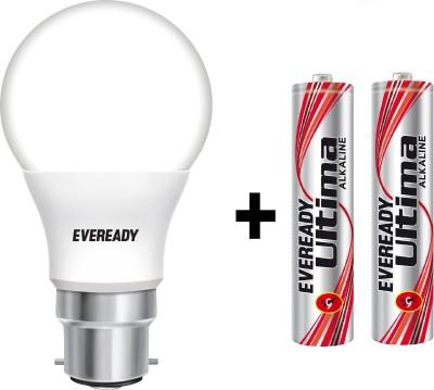 FlipKart– Buy Eveready 7W LED 6500K Cool Day Light Bulb At Rs 139 Only