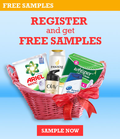 Rewardme Free Samples of Olay, Ariel, Head & Shoulders, Pampers Whisper Etc