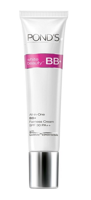 Pond's White Beauty SPF 30 Fairness BB Cream 18g ₹ 136, 50g ₹ 269 – Amazon