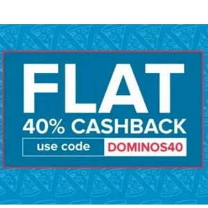 Buy Dominos Voucher Of Rs 500 & Get Rs 250 CashBack - NearBuy.