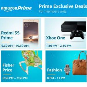 Amazon Prime Members Exclusive Deals