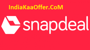 Snapdeal 100FLAT Rs 100 off offer Get Rs 75 Off on Purchase of Rs 499 or More (All Users)