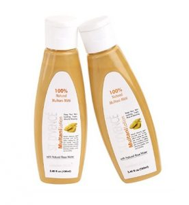 ST. D'VENCÉ Multani Mitti Lotion With Natural Rose water Buy 1 Get 1 Free (2 x 100 ML) At Rs. 99