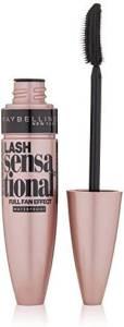 Maybelline Lash Sensational Black Pearl Waterproof Mascara 9 ml At Rs 540 Only - Flipkart