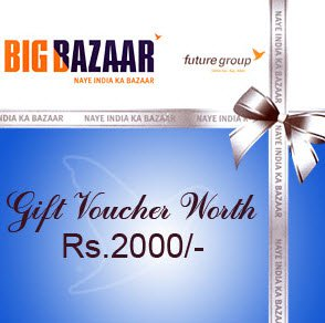 Big Bazaar Shopclues App Offer
