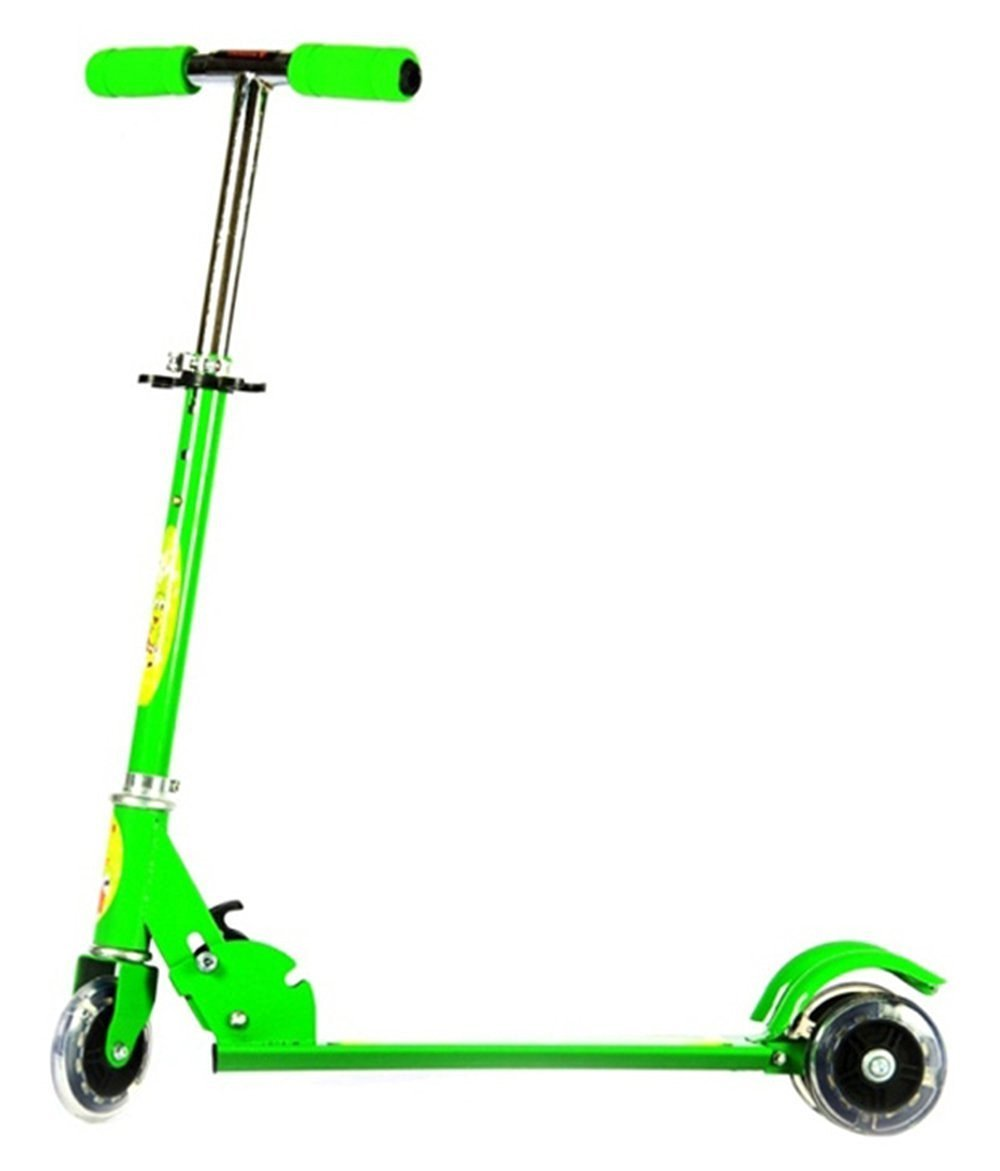 Sunshine Ride-On Height Adjustable Scooter At Rs 719 Only - Amazon