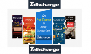 Talkcharge Pizza Offer