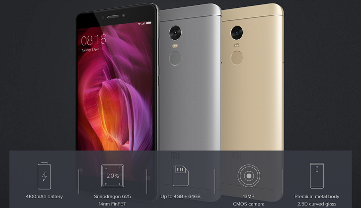 Xiaomi Redmi Note 4 Next Sale Date, Trick & Buy At Rs 8,999