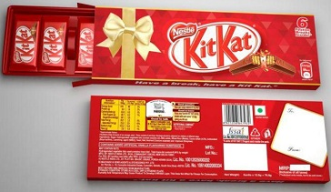 Nestle Kit Kat family Pack (Pack of 2) At Rs 100 Only - Snapdeal