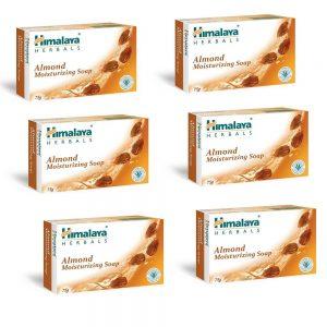 Himalaya Herbals Almond N Rose Soap