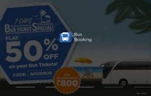 Mobikwik Bus Offer