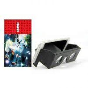 DOMO nHance VRF1 3D Video VR Headset