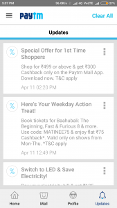 Paytm Mall Loot