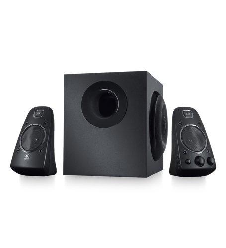 Logitech Z-623 2.1 THX-Certified Multimedia Speaker At Rs 8299 Only - Amazon