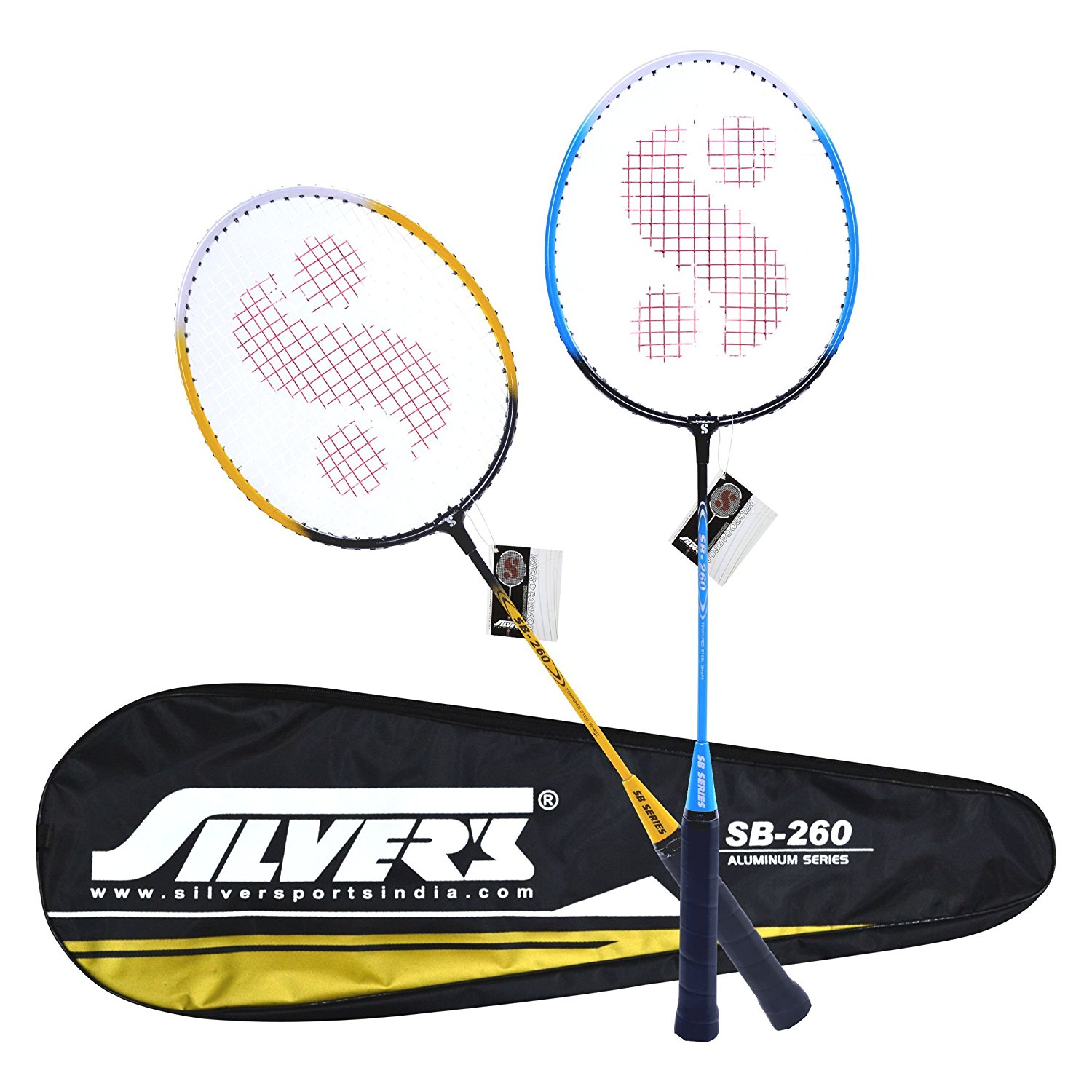 Silver's SB-260 COMBO1 Badminton Kit At ₹ 434 - Amazon