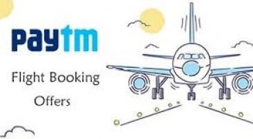 Paytm Flight Booking Offer - Book Flight Tickets & Get Upto 100% Cashback