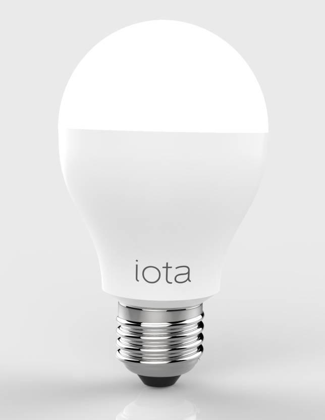 iota Lite LED Smart Bulb At Rs 799 (57% Off) - Flipkart