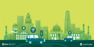 Free Ola Select Cab Service