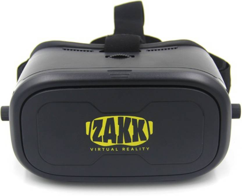 Zakk 3D VR Headset At Rs 499 + Rs 150 Cashback - Flipkart