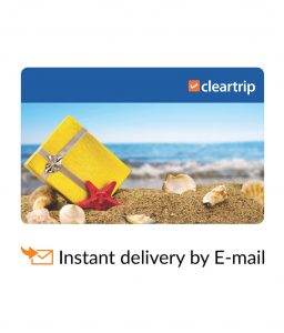 Cleartrip E-Gift Cards