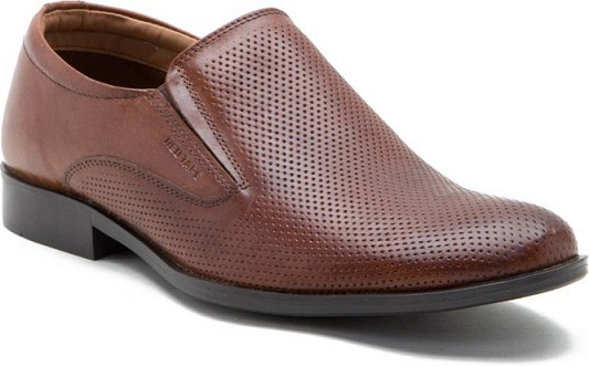 Red Tape Genuine Leather Slip Shoes At Rs 1159 Only (70% Off) - Flipkart