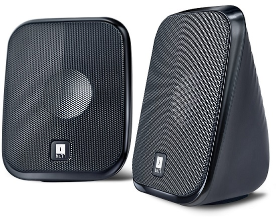 iBall Decor 9 Computer Multimedia Speakers At Rs. 448 - Amazon