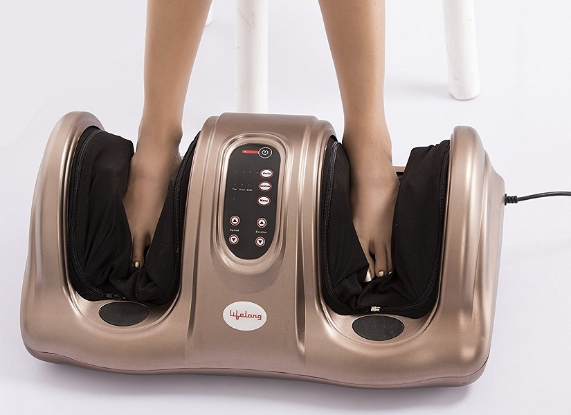 Lifelong LLM72 Foot Massager At ₹ 4,899 - Amazon