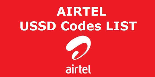All] Airtel USSD Codes : All USSD Codes List Cheak Number, Balance Etc