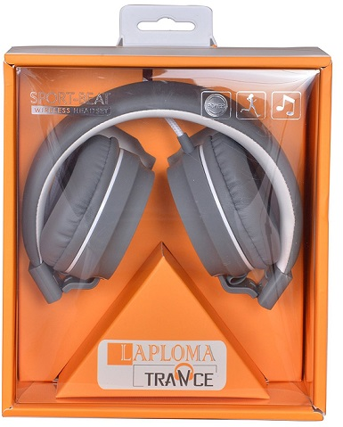 Laploma Trance Wired Headphone with Mic At Rs. 399 - Amazon
