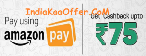 BookMyShow Amazon Pay Offer - Get 50% Cashback Upto Rs 100