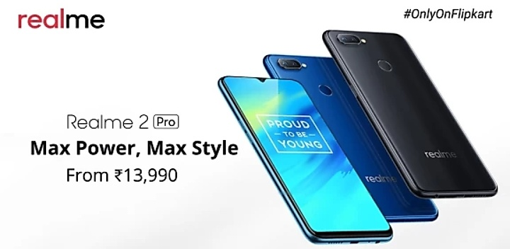 Realme 2 Pro Next Sale Date,Trick & Buy At Rs 13,990 Only +