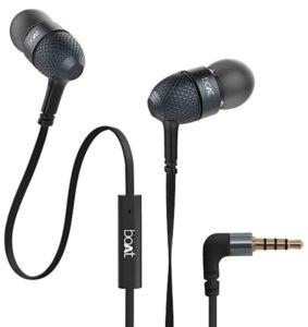 boAt BassHeads 220 Headset