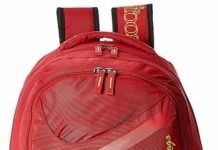 Skybags Router 26 Ltrs Casual Backpack At Rs 805 (70% off) + 10% Cashback - Amazon