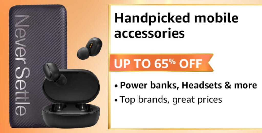Handpicked mobile accessories
