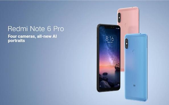 Xiaomi Redmi Note 6 Pro Next Sale date